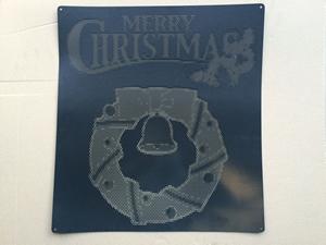 パネル(クリスマス)