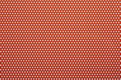 カラー樹脂 オレンジ(PVC) 1t×D3×P5 60°チドリ 開孔率32.6%