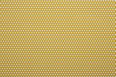 カラー樹脂 イエロー(PVC) 2t×D3×P5 60°チドリ 開孔率32.6%