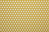 カラー樹脂 イエロー(PVC) 3t×D8×P12 60°チドリ 開孔率40.3%