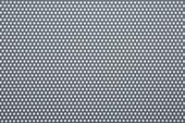 カラー樹脂 グレー(PVC) 3t×D3×P5 60°チドリ 開孔率32.6%