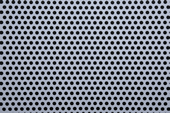 カラー樹脂 ホワイト 1t×D5×P8 60°チドリ 開孔率35.4%