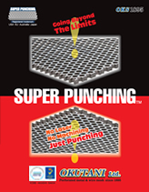 SUPER PUNCHING TM(Letter)